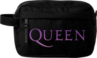Queen Logo Cosmetic Bag