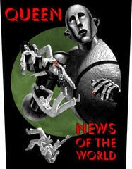 Queen News Of The World Backpatch