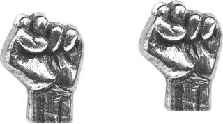 Rage Against The Machine Fist Stud Náušnice