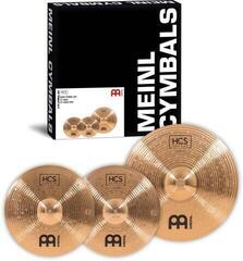 Meinl HCS Bronze Basic Set