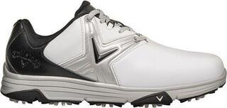 Callaway Chev Comfort Mens Golf Shoes White/Black