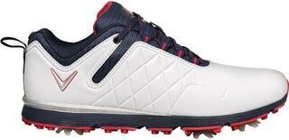 Callaway Mulligan Womens Golf Shoes White/Navy