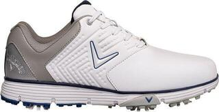 Callaway Chev Mulligan S 2019 Mens Golf Shoes White/Navy UK 8