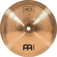 "Meinl HCS Bronze Bell Effects Cymbal 8"""