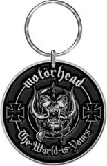 Motörhead The World Is Yours Keyring