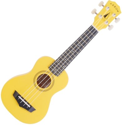 Arrow PB10 YW Soprano Yellow