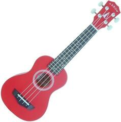 Arrow PB10 S Sopránové ukulele Dark Red