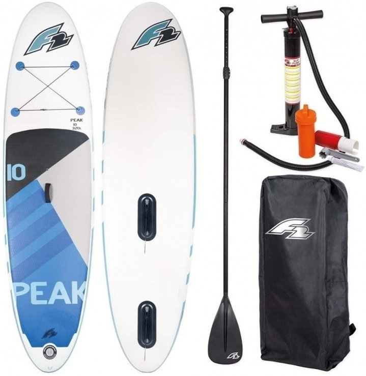 F2 WS Peak 10'5'' White/Blue