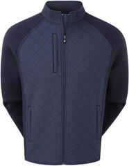 Footjoy Quilted Mens Jacket Navy M