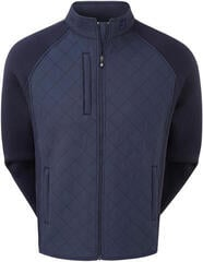 Footjoy Quilted Mens Jacket Navy