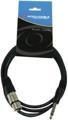 ADJ AC-XF-J6S/1,5 XLR Female/6,3 Jack Stereo
