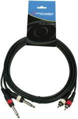 ADJ AC-2R-2J6M/1,5 Cablu AUDIO complet