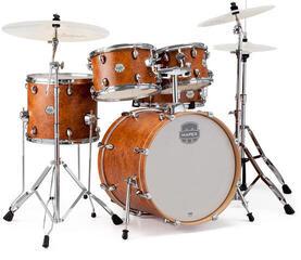 Mapex ST5045FIC Storm 5Pc Fusion Drum Set Camphor Wood Grain