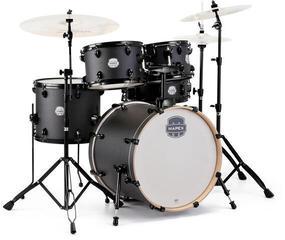 Mapex ST5045FIZ Storm 5Pc Fusion Drum Set Deep Black