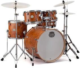 Mapex ST5245FIC Storm 5Pc Fusionease Drum Set Camphor Wood Grain