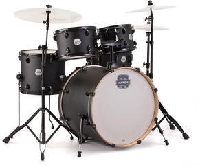 Mapex ST5245FIZ Storm 5Pc Fusionease Drum Set Deep Black