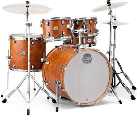 Mapex ST5295FIC Storm 5Pc Rock Drum Set Camphor Wood Grain