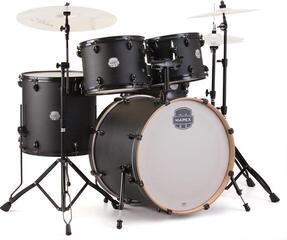 Mapex ST5255IZ Storm 5Pc Standard Drum Set Deep Black
