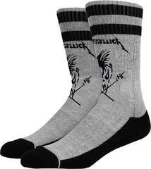Metallica Scary Guy Socks 38-42