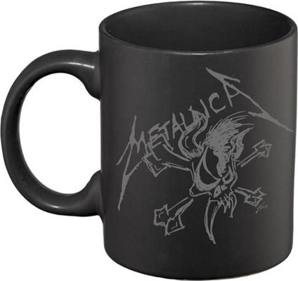Metallica Scary Sketch Mug