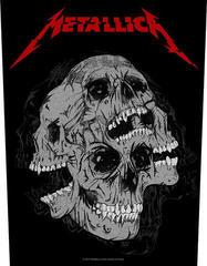 Metallica Skulls Backpatch