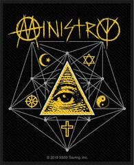 Ministry All Seeing Eye Sew-On Patch