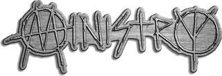 Ministry Logo Metal Odznak