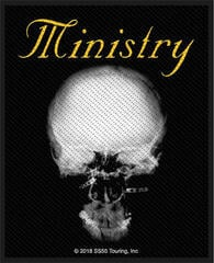 Ministry The Mind Is A Terrible Thing To Taste Sew-On Patch