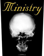 Ministry The Mind Is A Terrible Thing To Taste Backpatch
