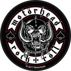 Motörhead Biker Badge Sew-On Patch