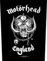 Motörhead England Backpatch