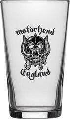 Motörhead England Beer Glass