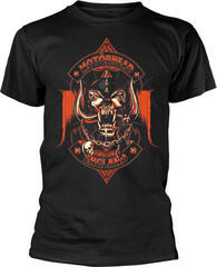 Motörhead Motorhead Orange Ace T-Shirt Black
