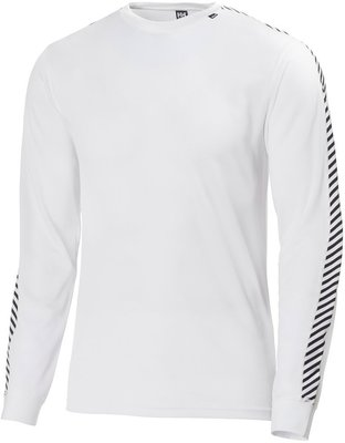 Helly Hansen Dry Stripe Crew White - S