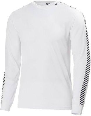 Helly Hansen Dry Stripe Crew White - XL