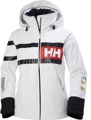 Helly Hansen W Salt Power Jacket White