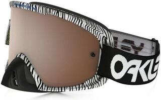 Oakley O-Frame 2.0 MX Factory Pilot White Bengal/Black Iridium