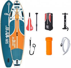 SKIFFO Sun Cruise 10'10'' Red/Blue