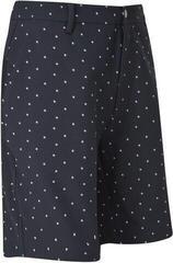 Footjoy Print Mens Shorts Navy/White