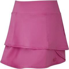 Footjoy Lightweight Jersey Knit Layered Womens Skort Rose