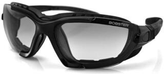 Bobster Renegade Convertibles Black Photochromic Lenses Clear