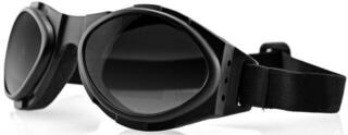 Bobster Bugeye II Extreme Sport Black Lenses Interchangeable