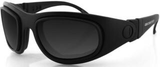 Bobster Sport & Street 2 Convertibles Black Lenses
