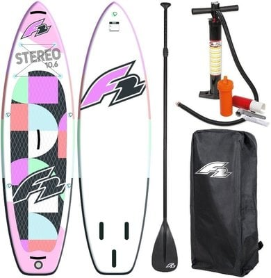 F2 Stereo Women Pink 10.0