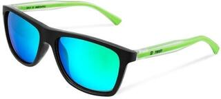 Delphin Polarized Sunglasses SG Twist Green Lenses