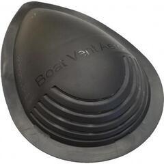 Lindemann Tarpaulin vent Aero Uni Black 186x130x36mm