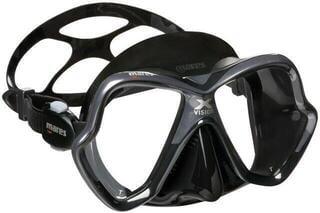 Mares X-Vision Black/Black Antracite