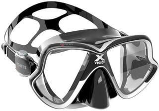 Mares X-Vision Mid 2.0 Black/Black White