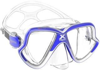 Mares X-Vision Mid 2.0 Clear/Blue White