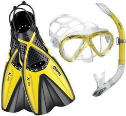 Mares Set X-One Marea Reflex Yellow